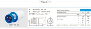 phich-cam-cong-nghiep-1pha-3chau-220v-IP44-16-32A-3