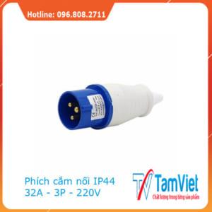 phich-cam-cong-nghiep-1pha-3chau-220v-IP44-32A