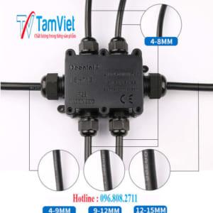 Hộp nối chống nước IP 68