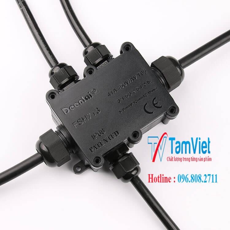 Hộp nối chống thấm IP68